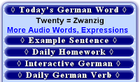 German Word of the Day