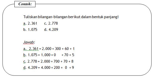 Penjumlahan Dan Pengurangan Kelas 3 Sd Kumpulan Materi Matematika