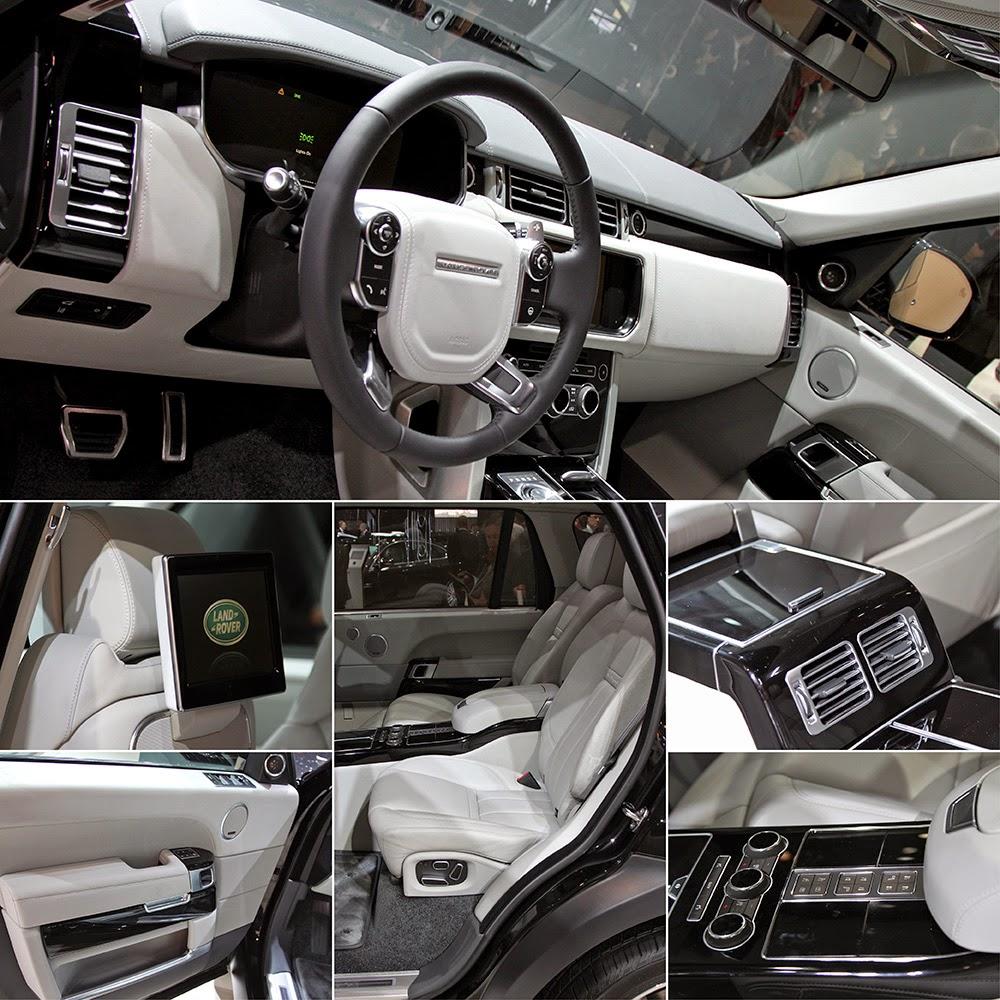 2015-2016 Range Rover