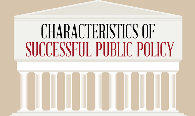 Image: Characteristics of Successful Public Policy