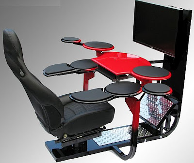 Modern Desks and Innovative Desk Designs (16) 6