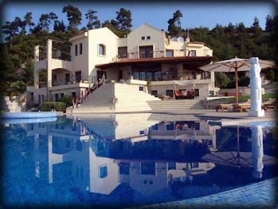 Продам виллу в Греции Салоники