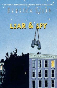 bookcover of LIAR & SPY by Rebecca Stead