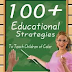 100+ Educational Strategies to Teach Children of Color by Jawanza Kunjufu