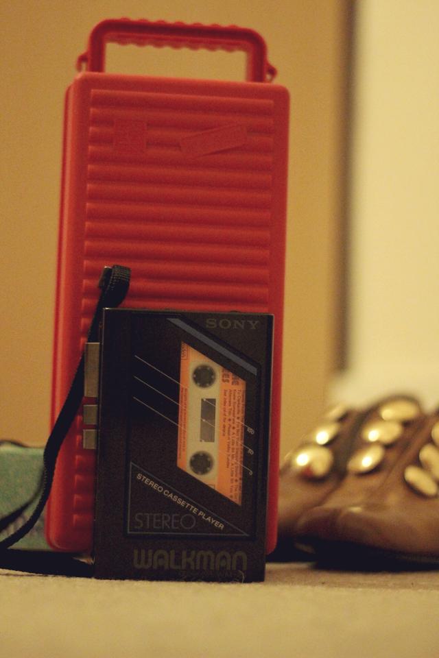 vintage Sony Walkman WM-25