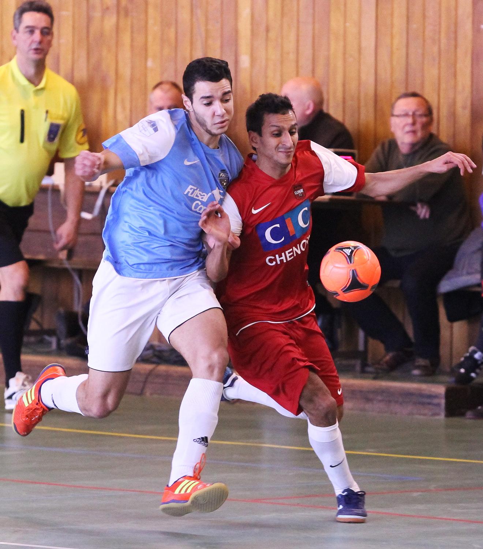Nikophot sport futsal cl nay en 16 me de finale de la - Eme de finale coupe de france en direct ...