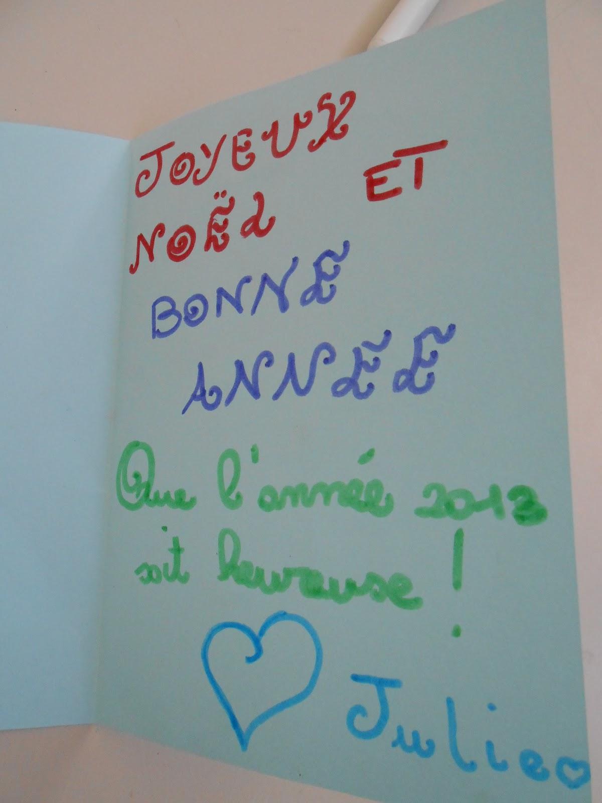 Disegni di natale in francese