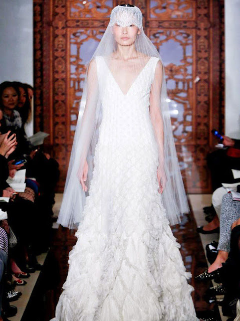 Fall Wedding Dresses 2013 From Reem Acra