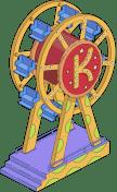 Krusty Giant Wheel