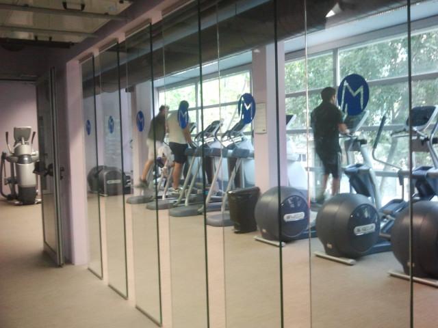 Centre esportiu joan miro la vieja sala de spinning con for Gimnasio joan miro