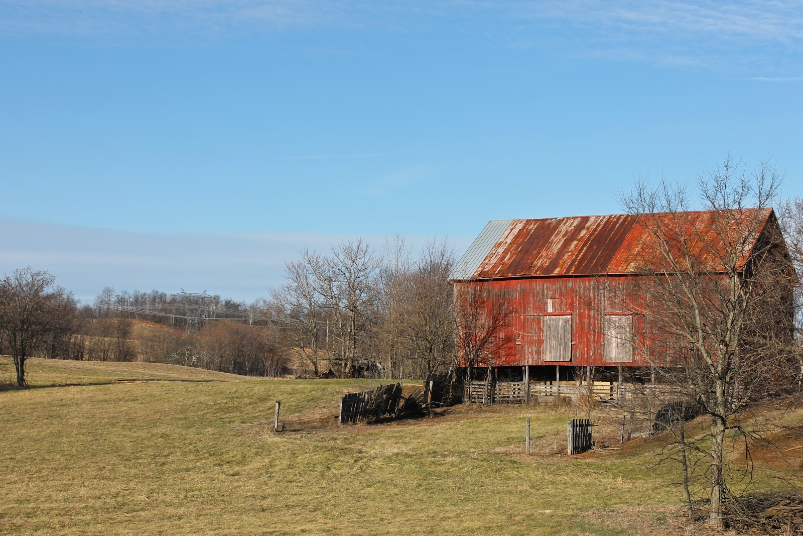 virginia barn by marie frei