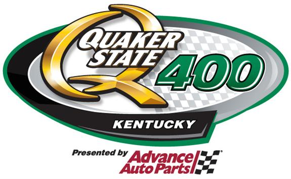 Race 18: Quaker State 400 at Kentucky
