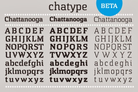 Chatype: A Typeface for Chattanooga