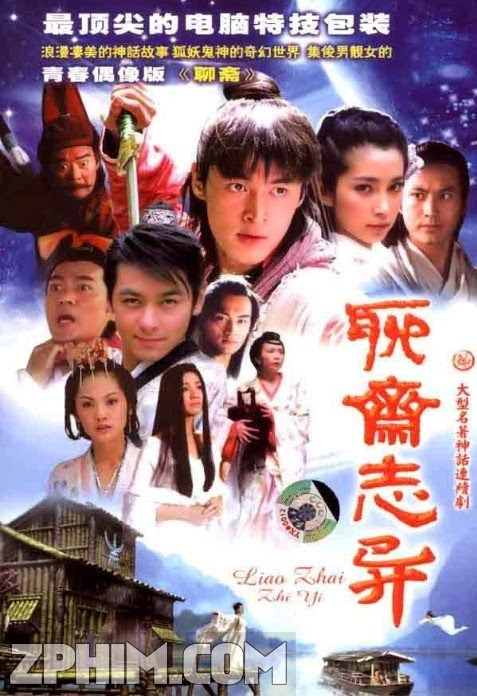 Huyền Thoại Kiếp Yêu Tinh - Strange Tales of Liao Zhai (2005) Poster