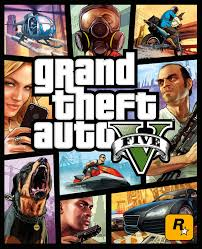 Grand Theft Auto V cover by www.ifub.net