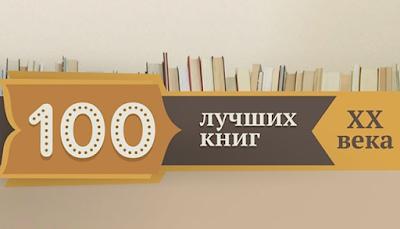 100 кращих книг 20-го століття