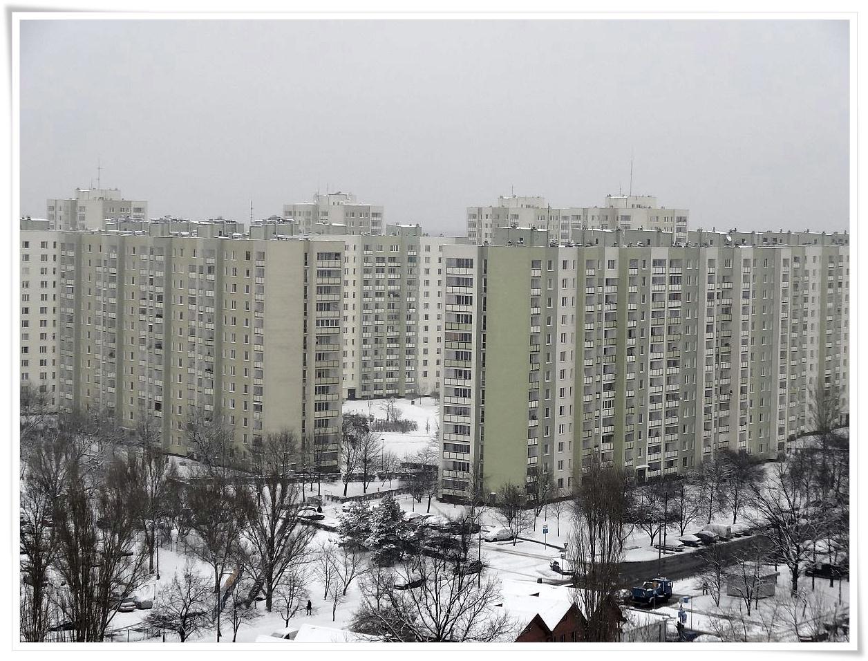 Zima na Witolinie