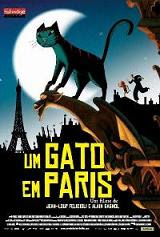 4. filme um gato em paris