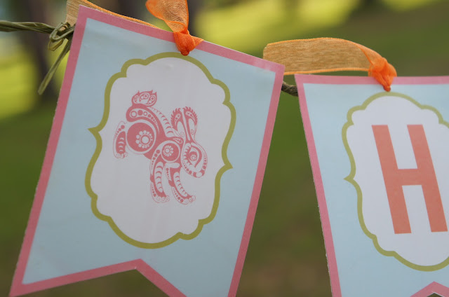 bunny birthday party ideas