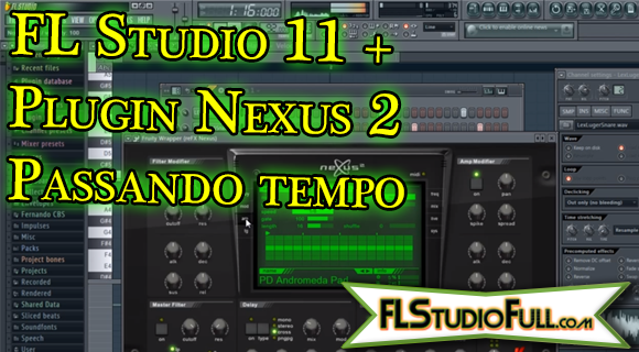 nexus fl studio 12 free download windows