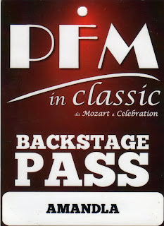 Pass PFM in Classic