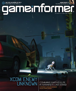 Game Informer February Cover Revealed - XCOM: Enemy Unknown