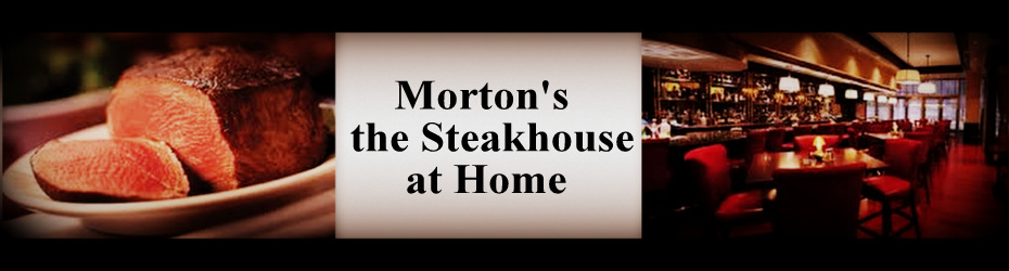 Morton's Steakhouse Copycat Recipes