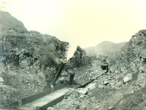 La construcción del Canal de Panamá