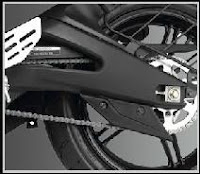 Yamaha R15 2.0 Swing arm