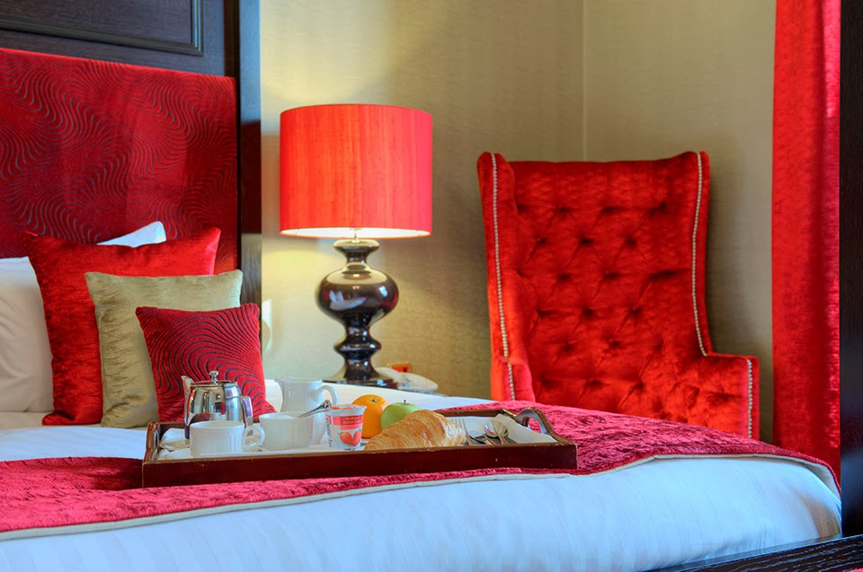 dunstane luxury bedroom edinburgh