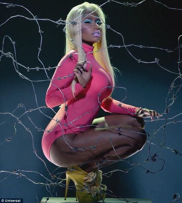 Nicki Minaj Beez Trap