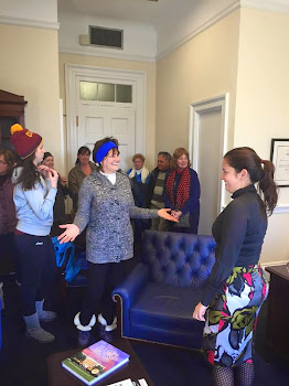Pro Lifers Visit Rep. Stefanik at Her DC Office