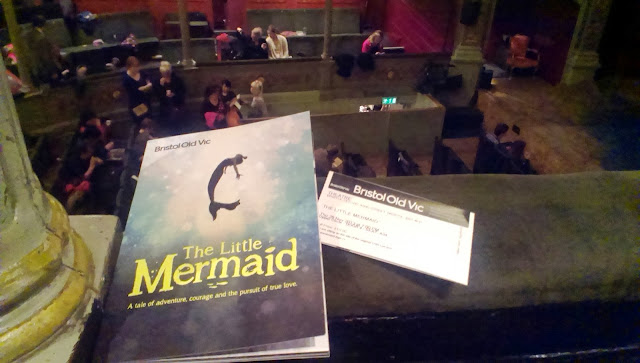 The Little Mermaid, Bristol Old Vic