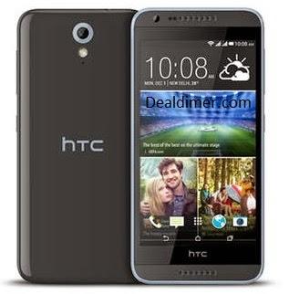 HTC Desire 620G Mobile
