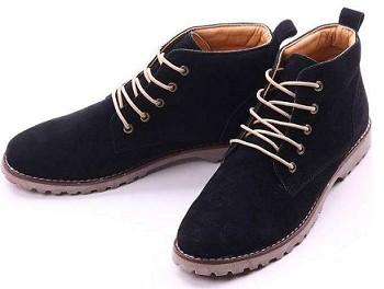 Shop giày boot nam hàn quốc