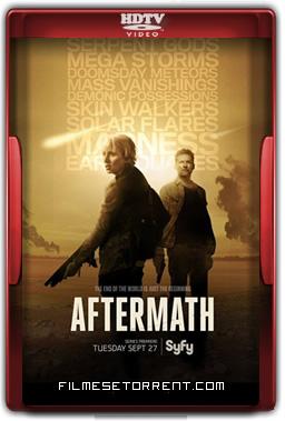 Aftermath 1ª Temporada Legendado Torrent 2016 HDTV 720p 1080p Download