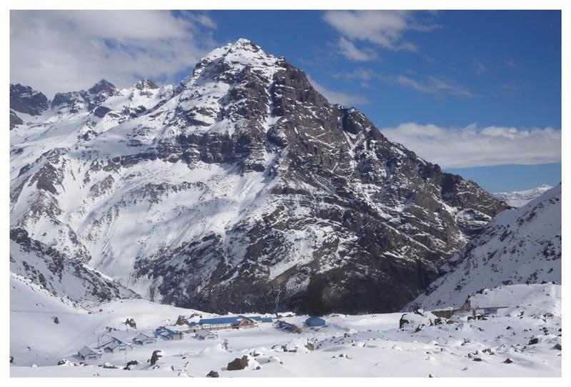 Cordillera de los Andes - Mendoza - 2012