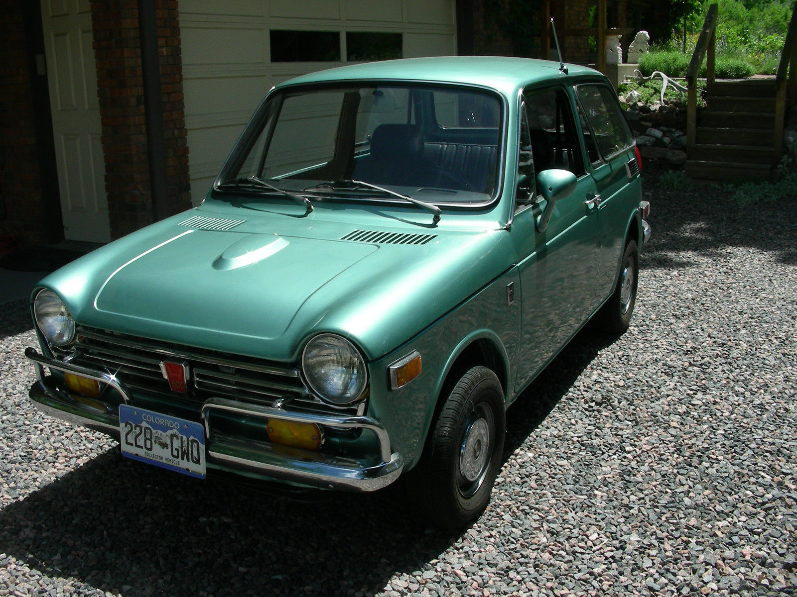 immaculate honda n600 kei car is looking for a new home. Black Bedroom Furniture Sets. Home Design Ideas