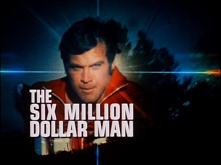 Six Million Dollar Man Wallpaper Nothing But The Night!...