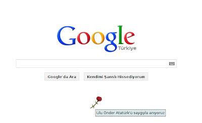 google 10 kasim
