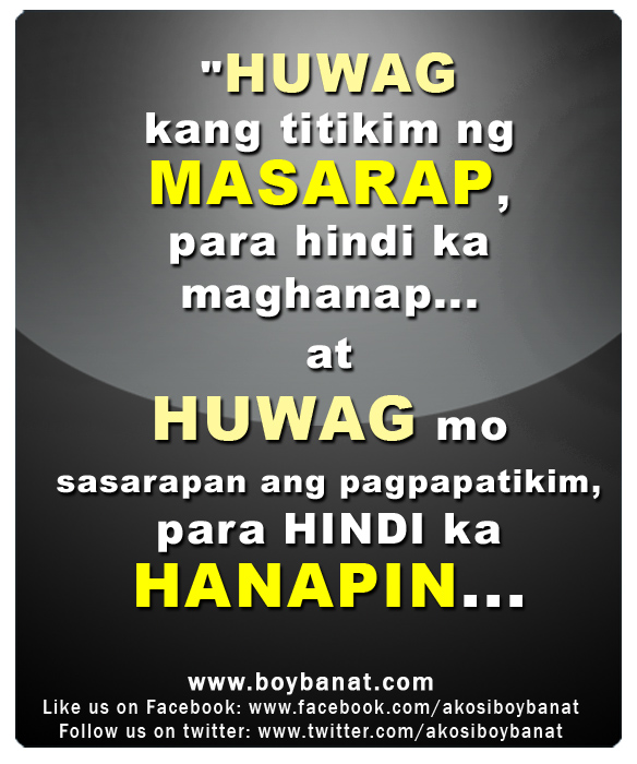 Pinoy Tagalog Love Quotes