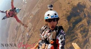 Hasil kamera GoPro Hero 3 Olah Raga Ekstrim