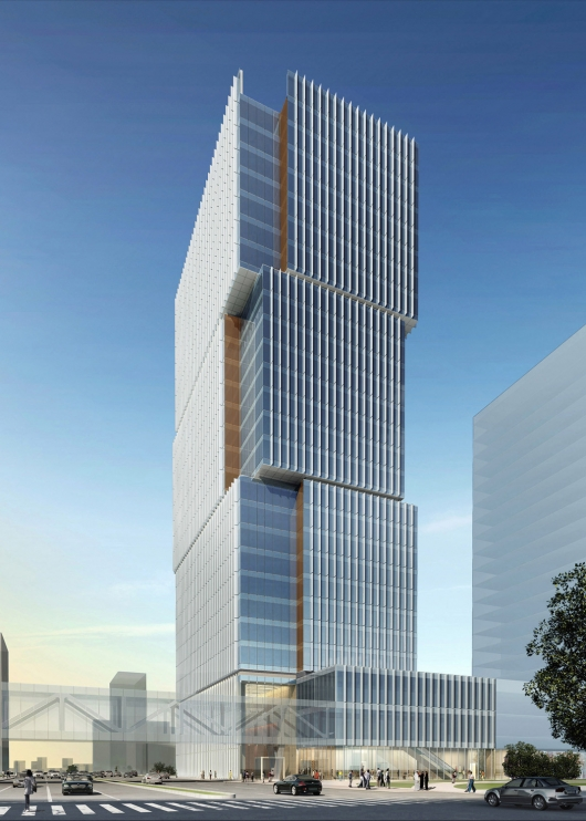 Goettsch Partners Designs New Commercial Tower For Al Hilal Bank In Abu Dhabi