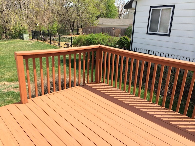 Handy in KS: One Year Later: Behr Deckover Review Update