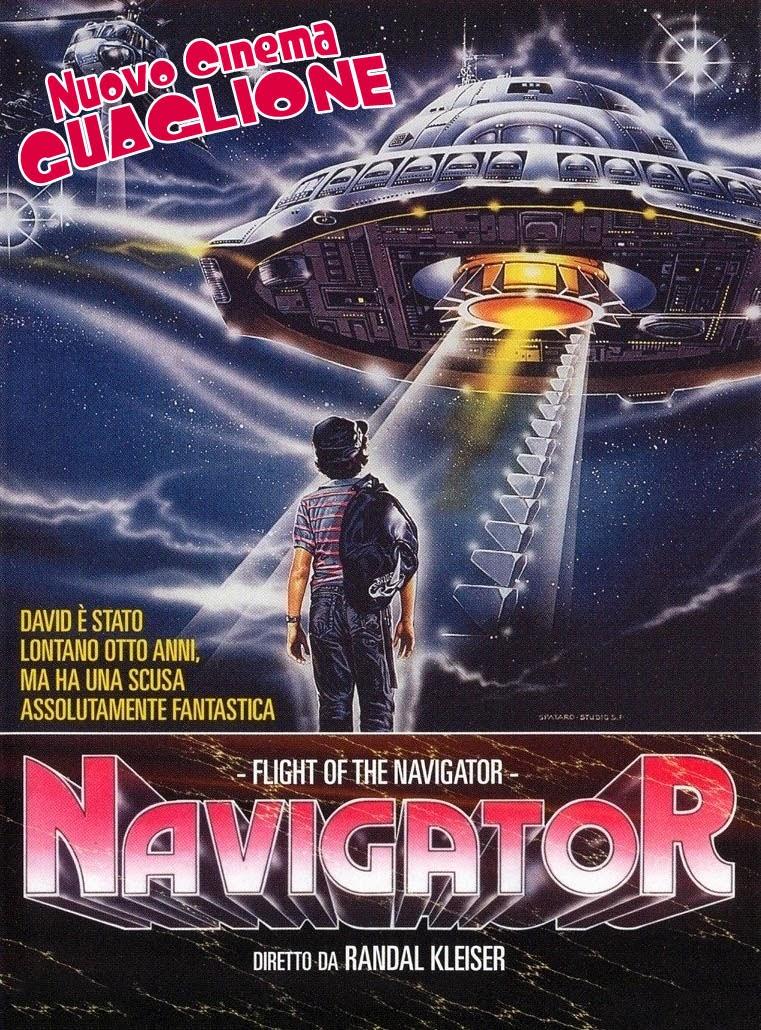 Navigator film recensione poster