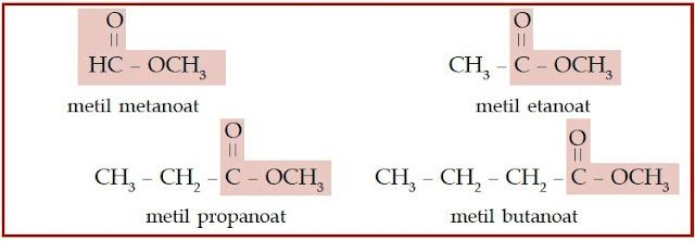 senyawa ester