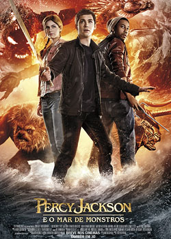 Percy Jackson e o Mar de Monstros – [TS] AVI + RMVB Dublado
