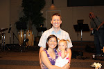 Chris, Lisa, and Malia