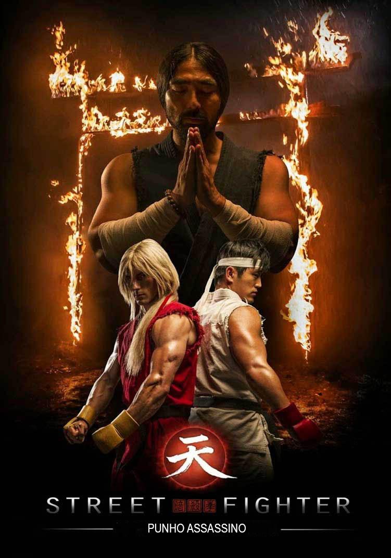 Street Fighter: Punho Assassino Torrent - BluRay 720p/1080p Dublado