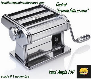 e al meraviglio contest di Fusilli al Tegamino